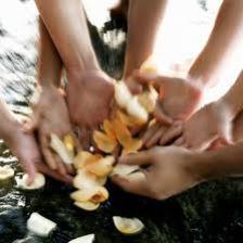 sangha hands